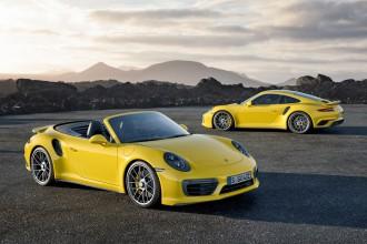 Les Porsche 911 Turbo et 911 Turbo S dévoilées !