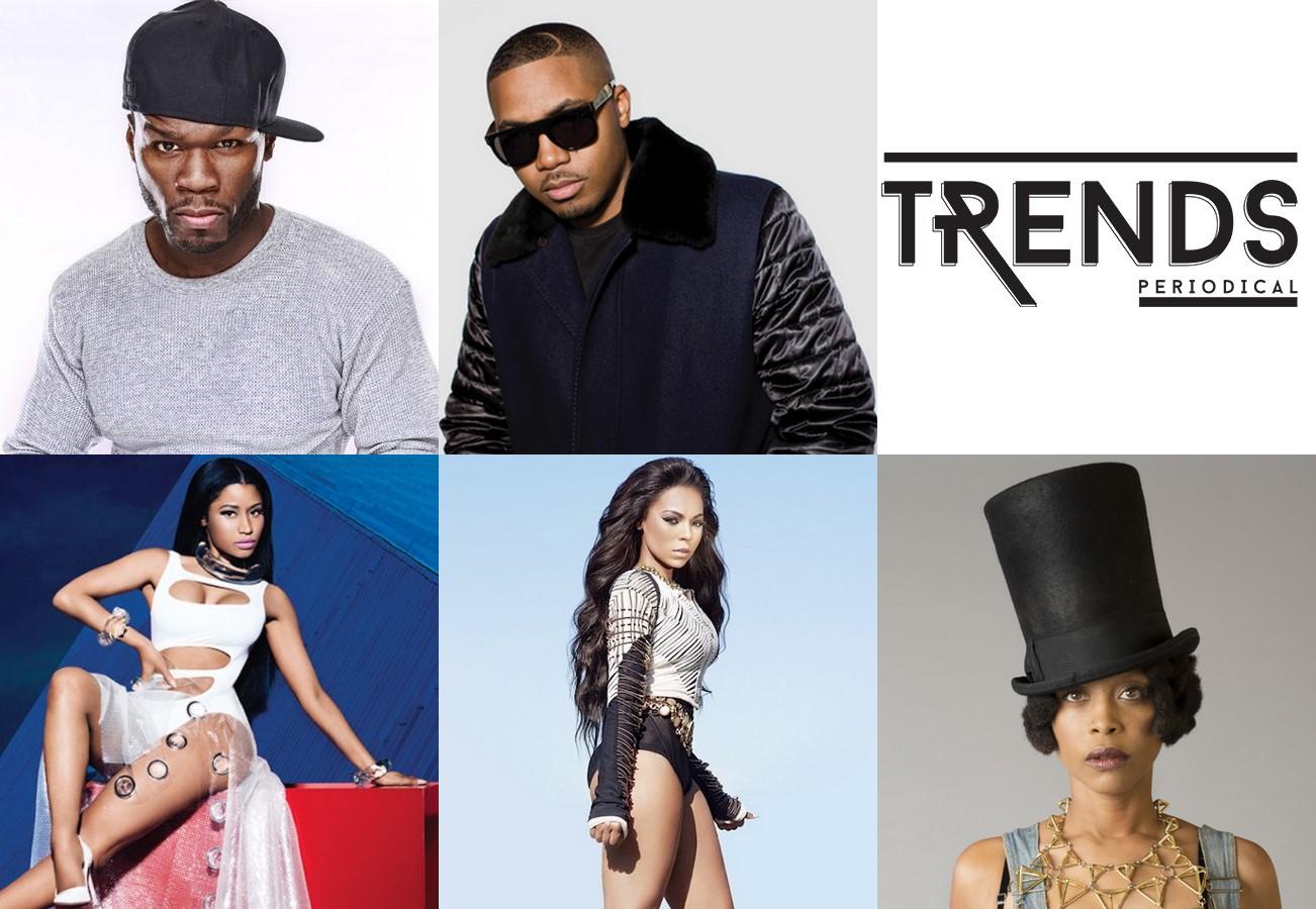 Nas, 50 Cent, Nicki Minaj : ils deviennent producteur de films