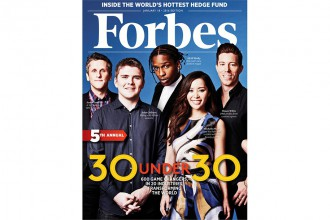 "A$AP Rocky, Stephen Curry, Fetty Wap dans le Forbes ""30 Under 30"" de 2016"