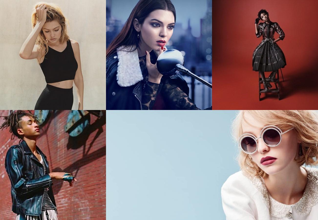 Kendall Jenner, Gigi Hadid : ces enfants stars que les marques de luxe s'arrachent
