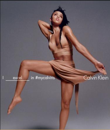 Calvin Klein FW16 campagne