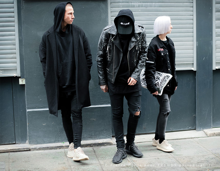 Street Style Les Portraits Trends De La Fashion Week Homme Parisienne Trends Periodical