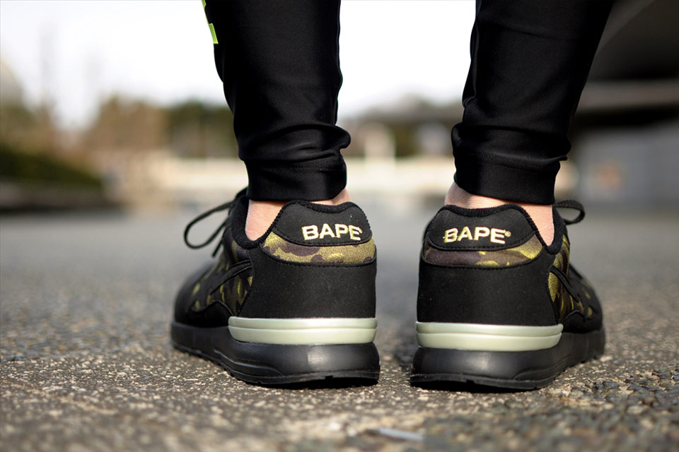 Bape Running