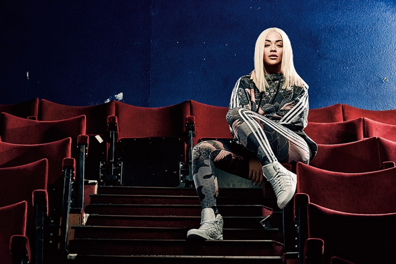 Focus sur la collection « Asian Arena » de Rita Ora X Adidas Originals