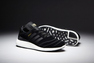 "Adidas Busenitz Pure Boost Pro ""Black"" Edition"