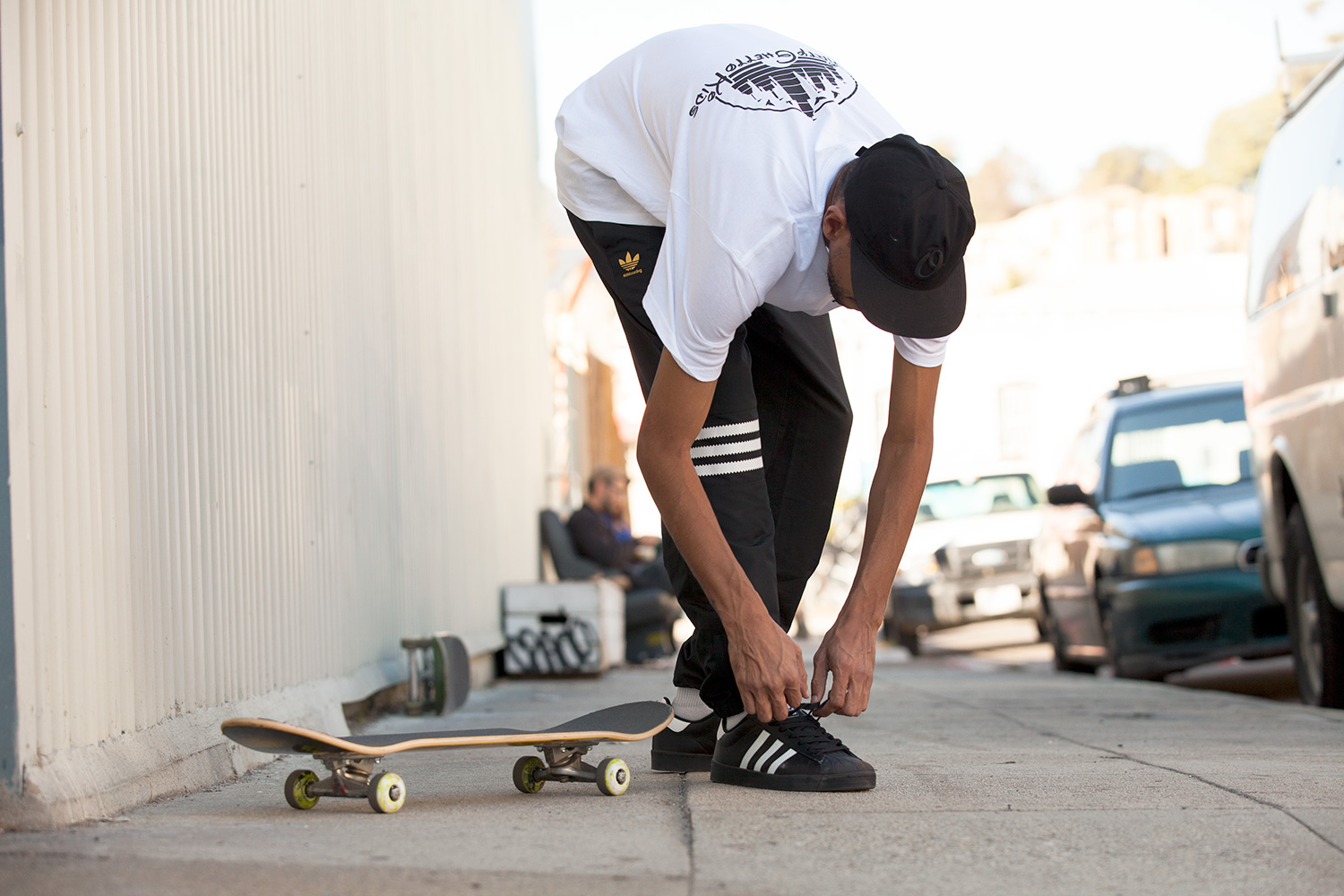 adidas Skateboarding x DGK ensemble pour une collection capsule