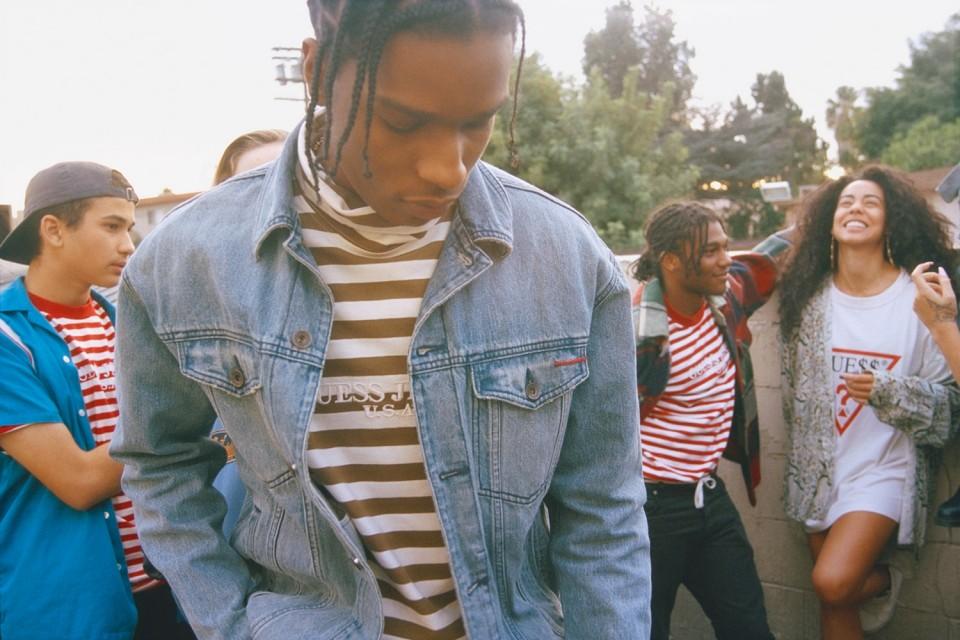 A$AP Rocky : l'icône mode présente sa première collab