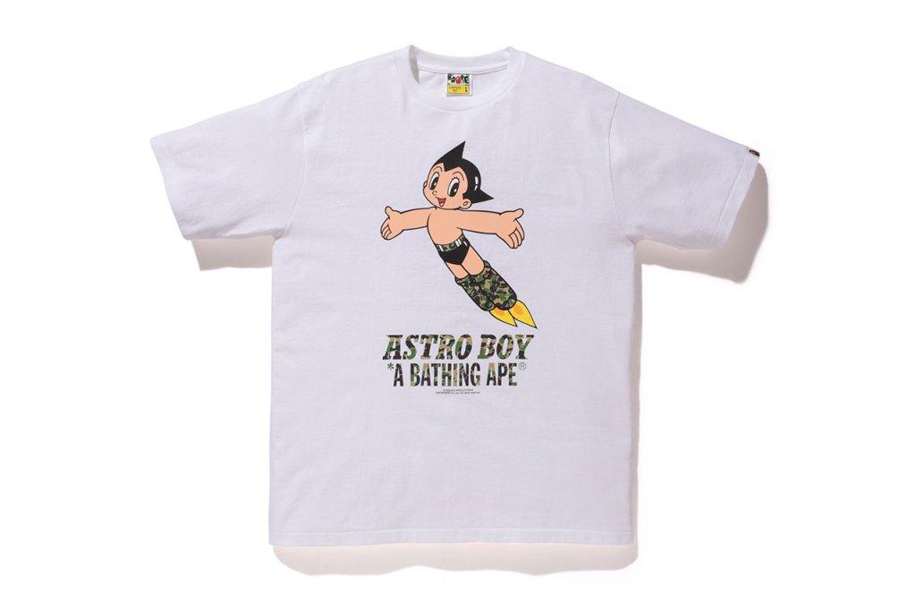 Astro Boy x Bape