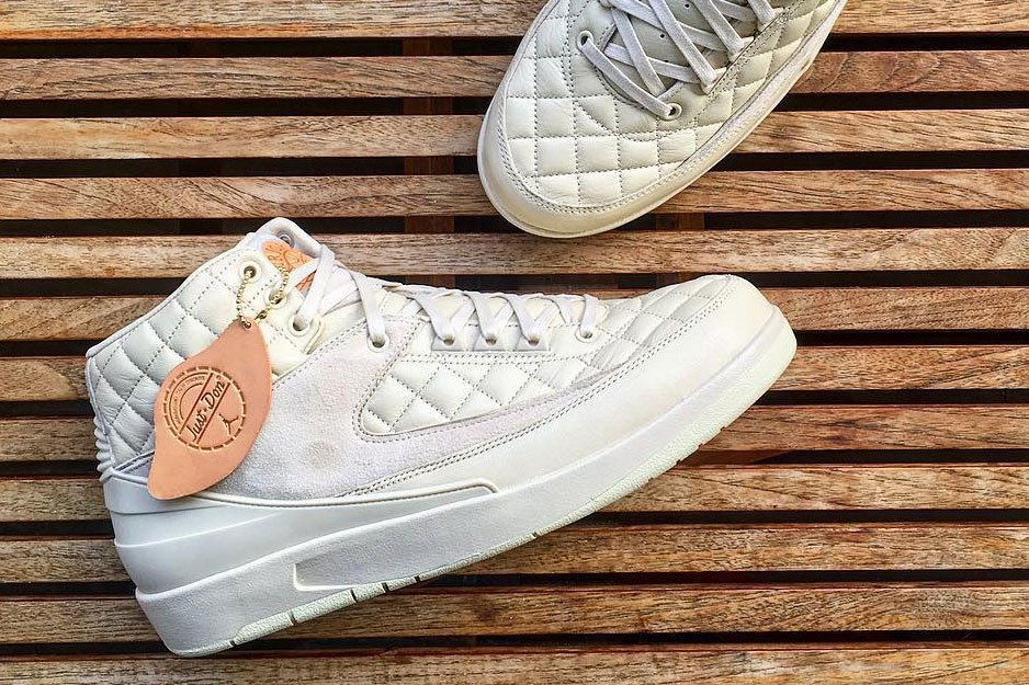 Just Don x Air Jordan : la nouvelle collab' qui devrait faire mal