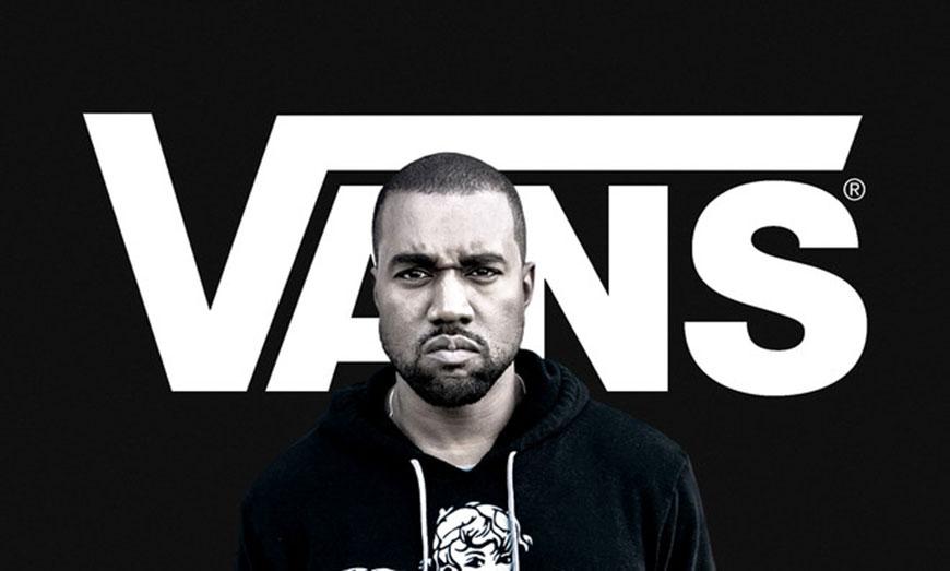 Et si Kanye West signait chez Vans en 2017 ?