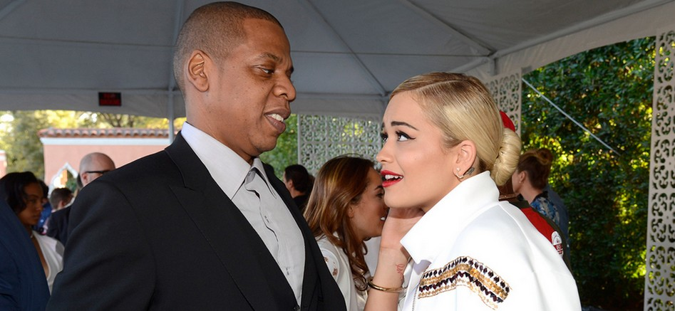 Roc Nation (le label de Jay-Z) porte plainte contre Rita Ora