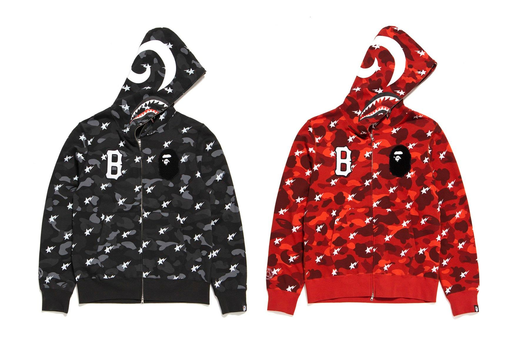 Bape X Black Scale : la collection capsule tape à l'œil