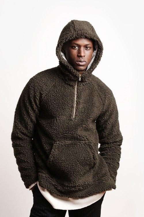 Aimé Leon Dore : veste collection hiver 2015