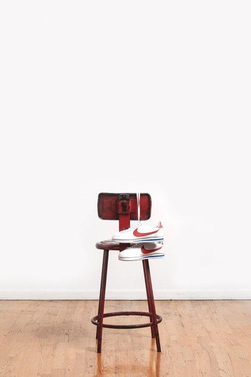 Aimé Leon Dore : nike cortez collection hiver 2015