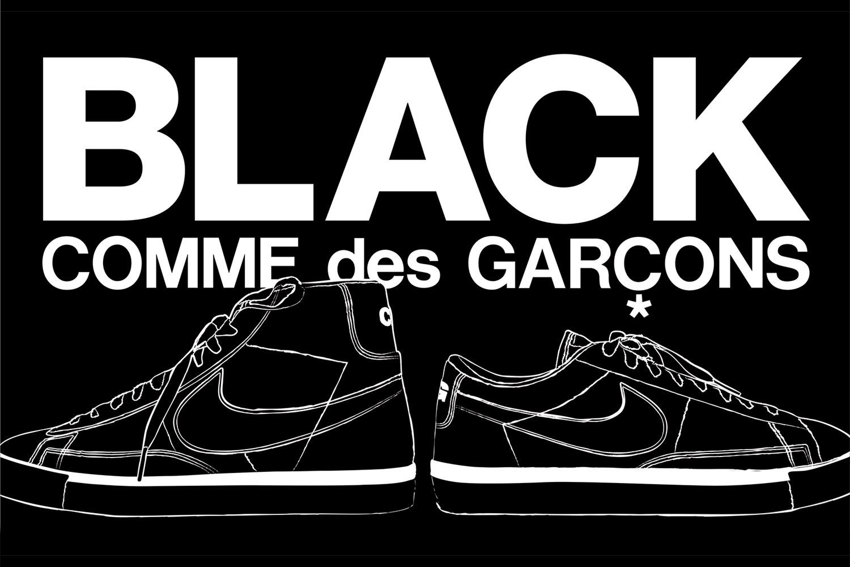Nike x Comme des Garçons : la nouvelle Blazers bientôt disponible au DSM