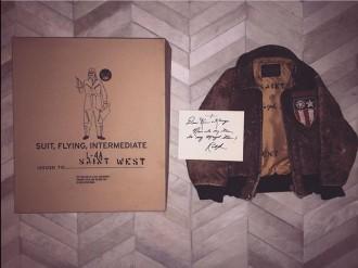 Le cadeau de Ralph Lauren à Saint West