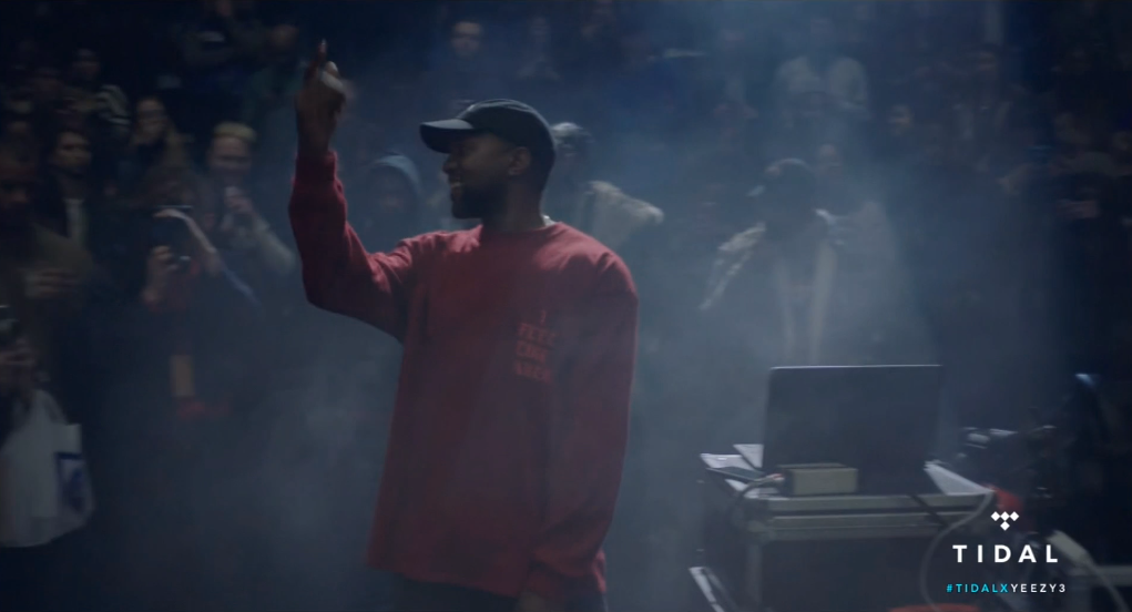 Ecoutez et regardez le nouvel opus de Kanye West, «The Life Of Pablo»