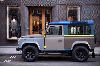 Sir Paul Smith nous présente son Land Rover Defender
