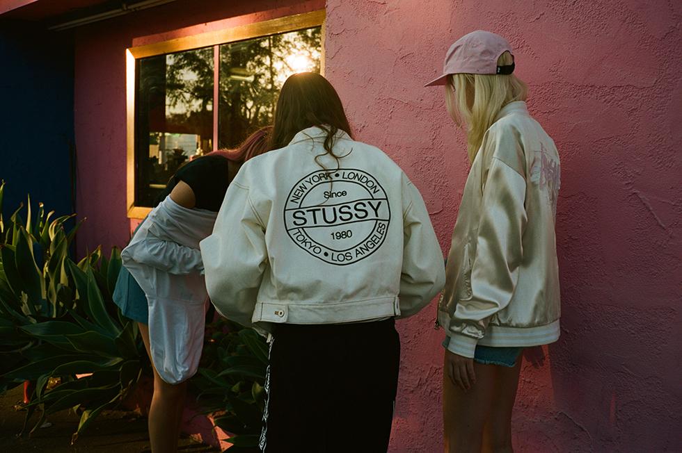 Stussy dévoile son nouveau lookbook pour sa Collection Pré-printemps 2016