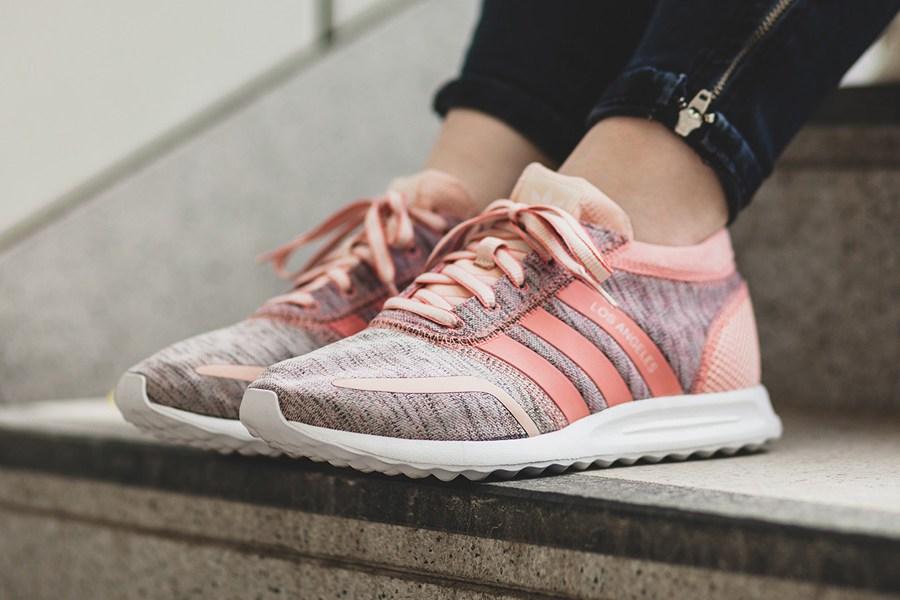 Adidas Los Angeles «Blush Pink», pour vous, mesdames