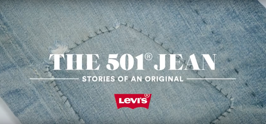 Levi's sort son documentaire sur le 501