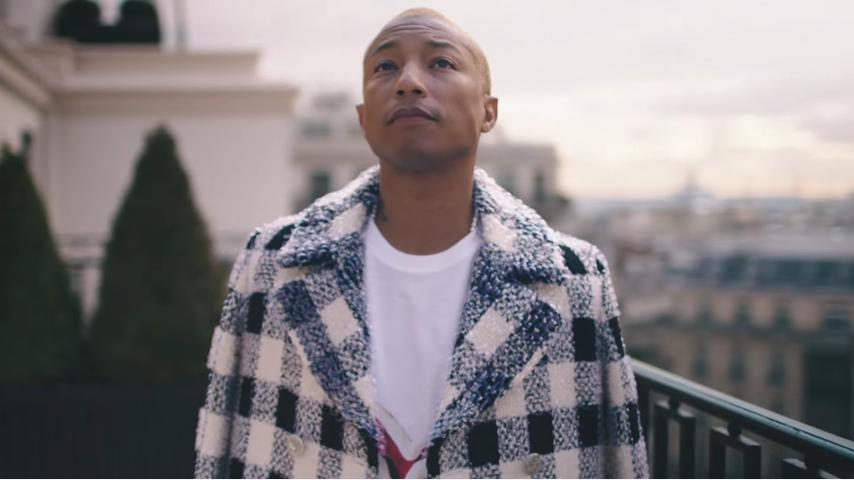 Pharrell Williams vous emmène au défilé de Chanel PFW16