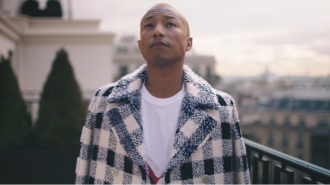 Pharrell Williams Chanel pfw1617
