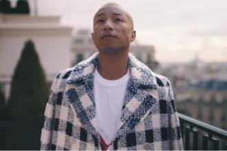 Pharrell Williams Chanel pfw1617