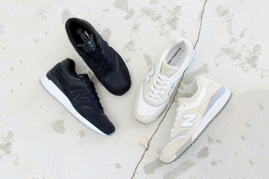 New Balance x Beauty & Youth