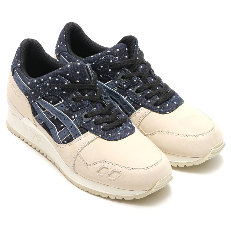 Asics sort de nouvelles GEL-Lyte III « Indian Ink »