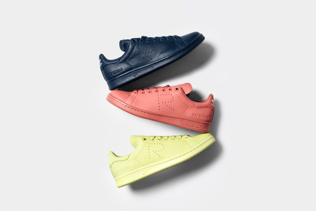 purchase cheap b9f07 5c733 Raf Simons x Stan Smith SS16
