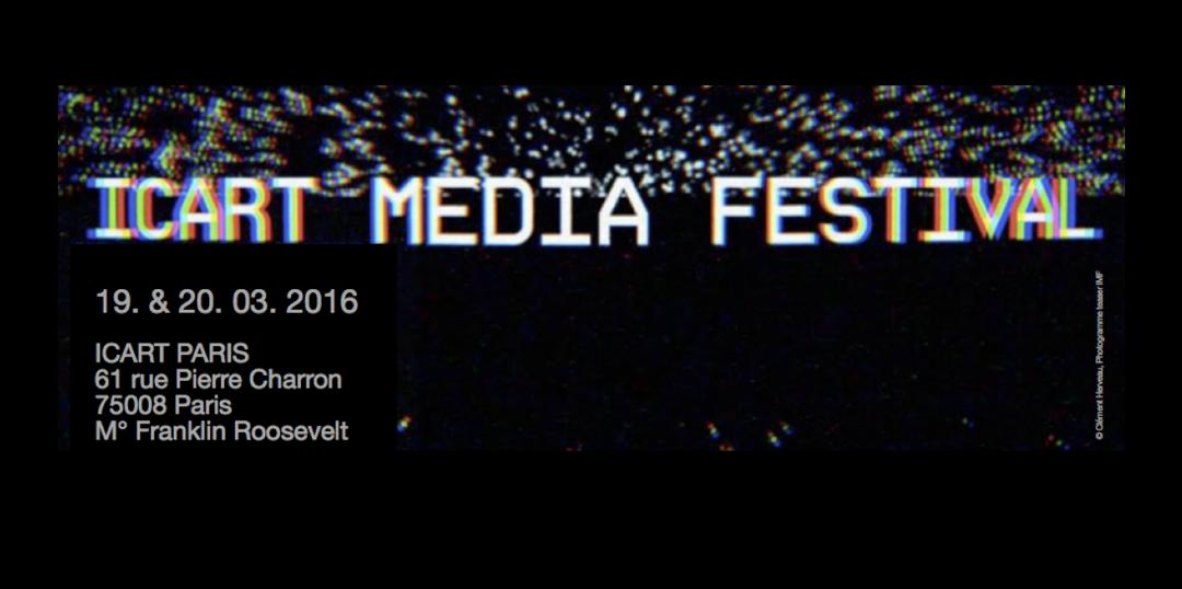 TRENDS partenaire de l'ICART MEDIA FESTIVAL