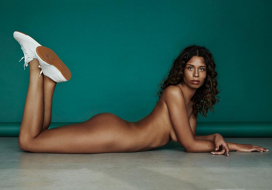 Naked Copenhagen et Reebok se mettent à nu
