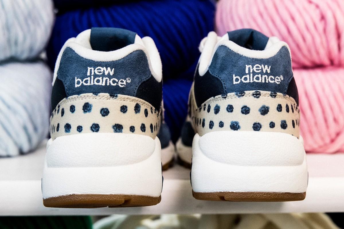 new balance femme motifs