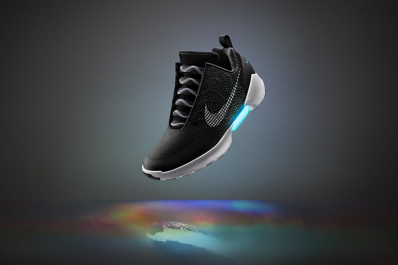 La révolution est en marche avec la nouvelle Nike HyperAdapt 1.0