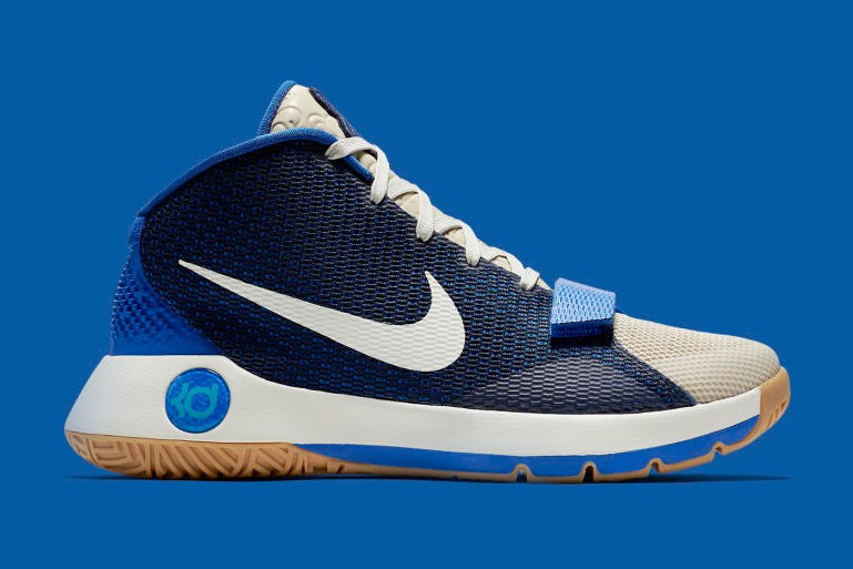 Nike dévoile les Gum-Soled KD Trey 5 III