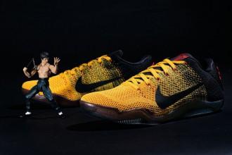 Nike Kobe 11 Bruce Lee Edition