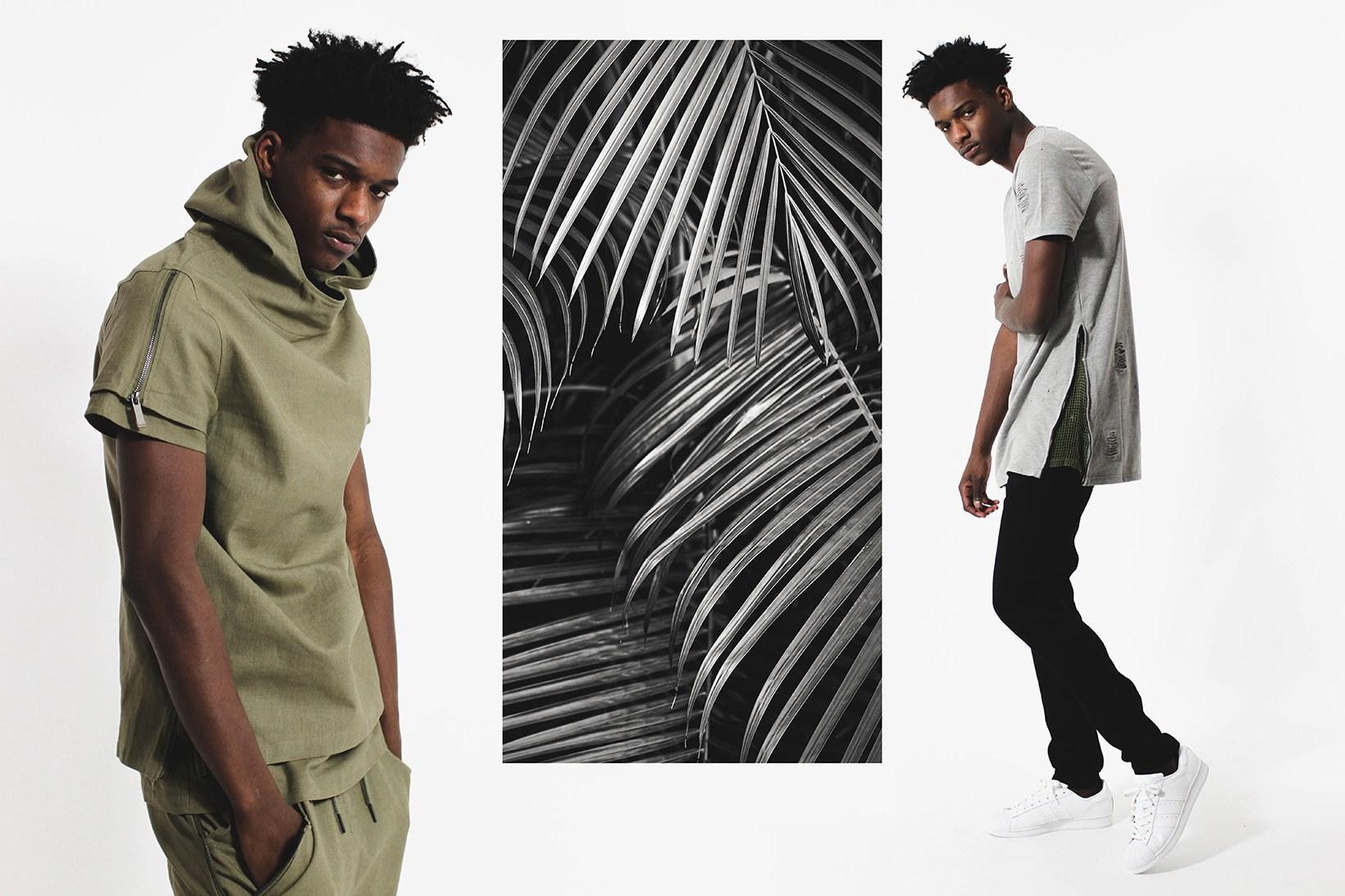 Unknown New York présente sa nouvelle collection printemps 2016