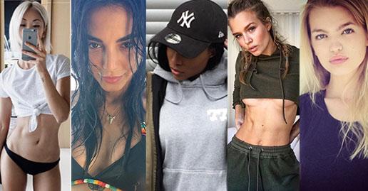 Les filles d'Instagram #7 : la sélection du Week-End