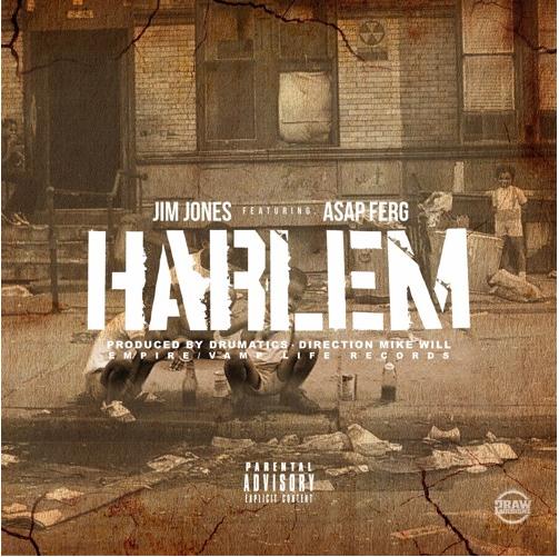 Jim Jones et A$AP Ferg ne se quittent plus et lâchent le titre «Harlem»