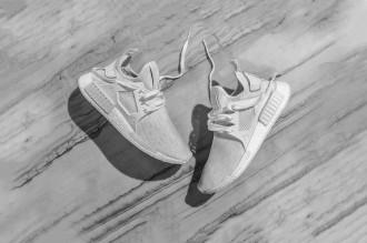 """Une nouvelle déclinaison de la adidas Originals NMD nommée XR1 """"Triple White"""""""