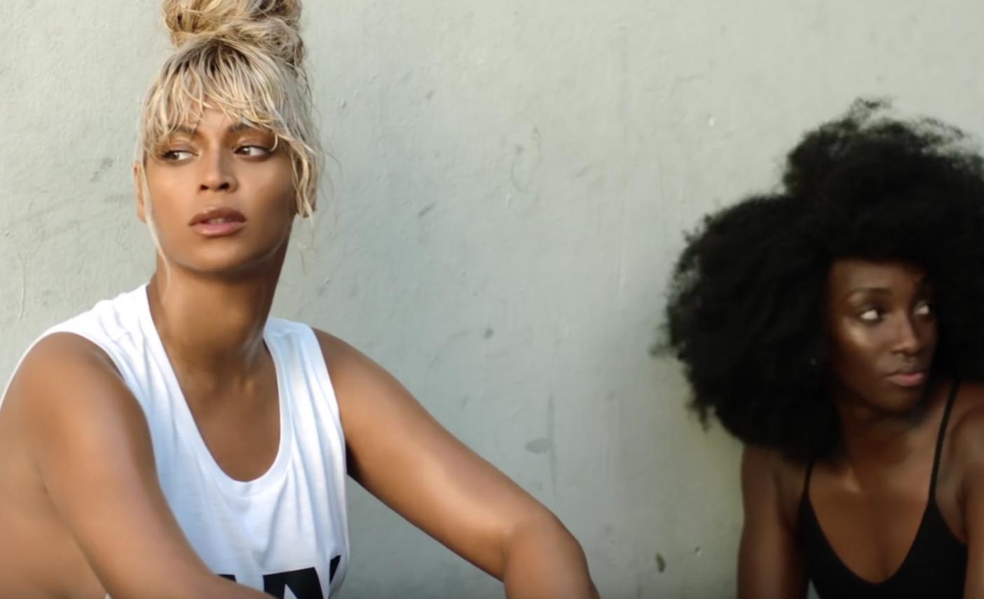 Beyoncé dévoile Ivy Park, sa marque de vêtements techniques