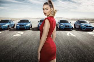 Mais où se cache Gigi Hadid dans le dernier spot commercial BMW ?
