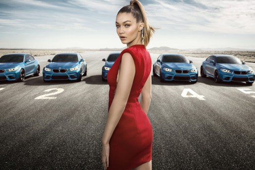 Mais où se cache Gigi Hadid dans le dernier spot BMW ?