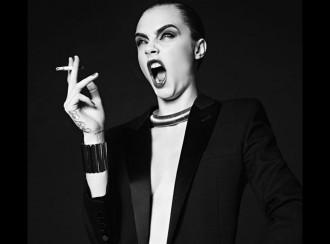 Cara Delevingne, nouveau visage de Yves Saint Laurent