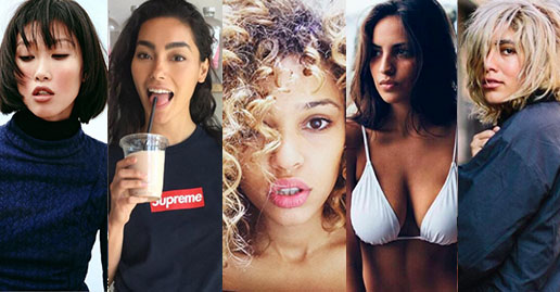 Les filles d'Instagram : la selection du week end #5