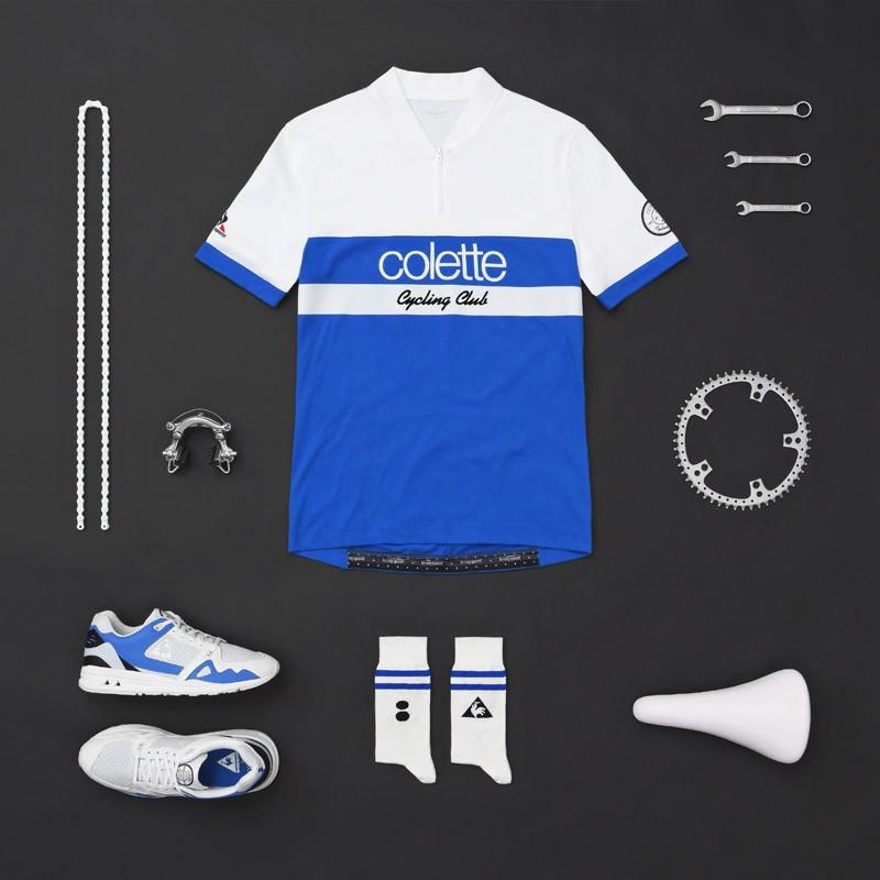 Le Coq Sportif s'inspire du cyclisme pour sa nouvelle collection