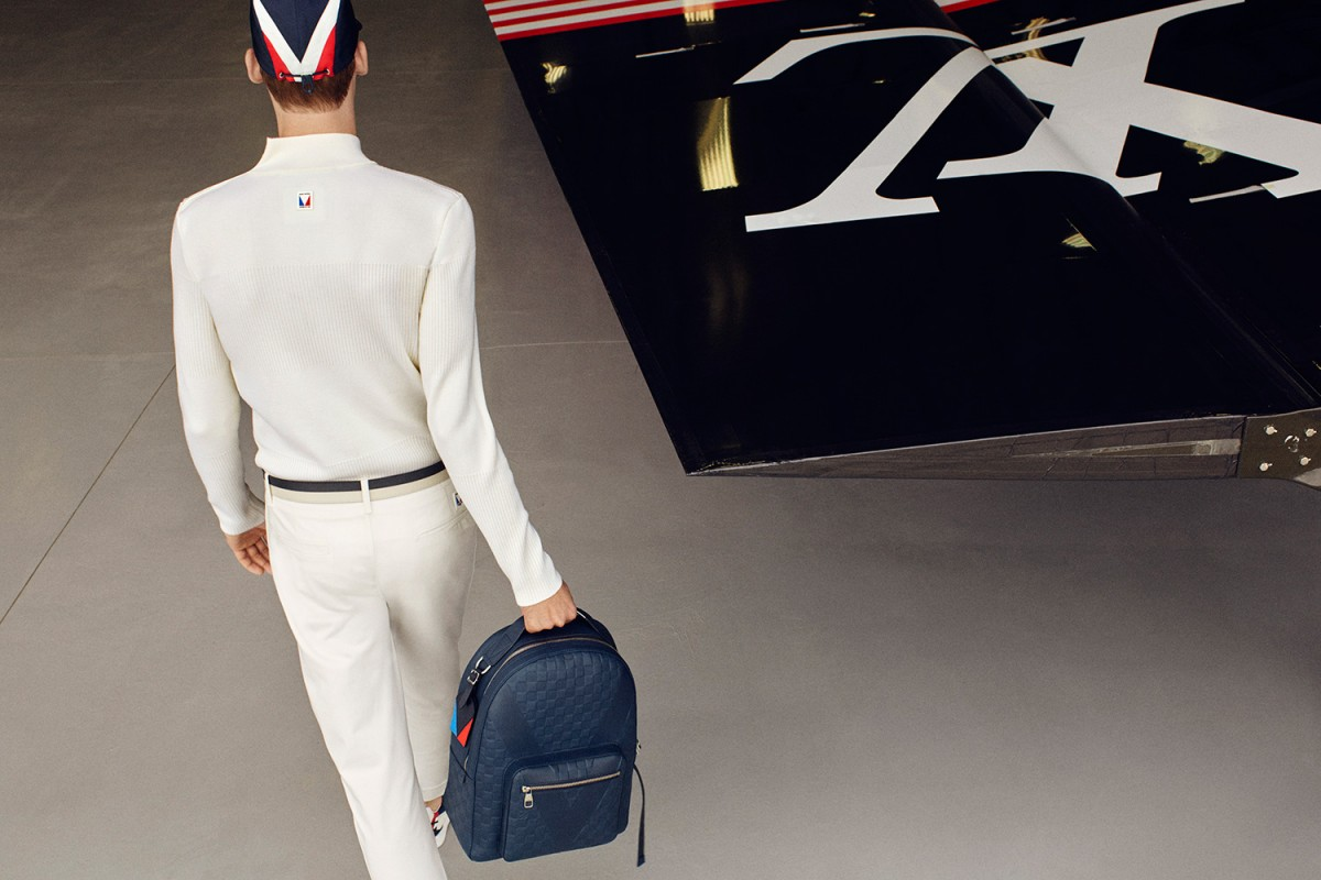 Louis Vuitton réalise une collection pour la America's Cup World Series