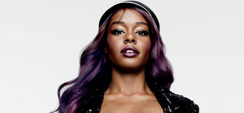 Azealia Banks nargue la police dans le clip de The Big Big Beat