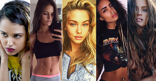 Les filles d'Instagram : la selection du week end #4